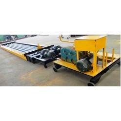Автоматическое оборудование для изготовления пустотелых плит HLM220x1200