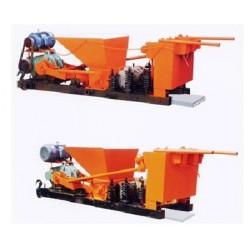 Автоматическое оборудование для изготовления пустотелых плит TW150*600