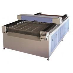 Лазерный станок для резки и гравировки JQ1630 с автоматической подачей материала