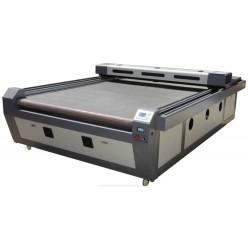 Лазерный станок для резки и гравировки YH1626, 4 лазерных головки