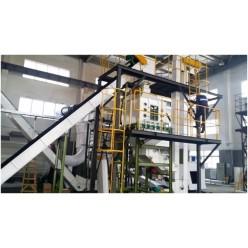 Линия для производства  топливных гранул (пиллет) 3 т/ч