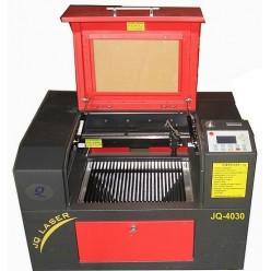 Мини станок для лазерной гравировки JQ-4030