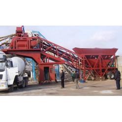 Мобильный бетонный завод YHZS50