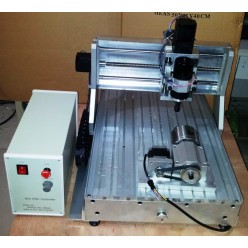 Настольный фрезерный станок   с ЧПУ MD3040-2