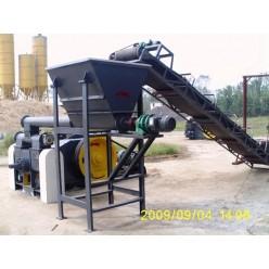 Оборудование для получения топливных брикетов (ударный пресс)