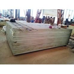 Оборудование по производству ДСП производительностью 500 листов в день 10000 куб.м. в год