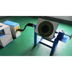 Индукционная печь средней частоты DLZ-45