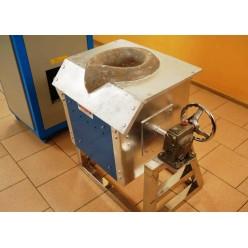 Индукционная печь средней частоты DLZ-70