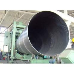 Линия для производства спирально-сварной трубы.  диаметр 1220~3600 мм.