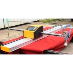 Мобильная резательная машина с ЧПУ (резка газом и плазмой)