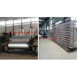 Оборудование для изготовления ленты серпянки