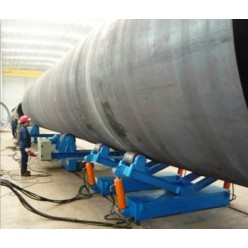 Оборудование для изготовления стальной трубы: (диаметр 3 метра)