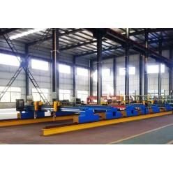 Оборудование для производственной линии по изготовлению широкополочной балки CNC-5000
