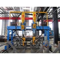 Оборудование для производственной линии по изготовлению широкополочной балки LHA-4000