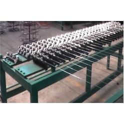 Сварочная машина для производства сварочных проволочных сеток в рулонах с цифровым управление GWCR 2000 (автоматическая)