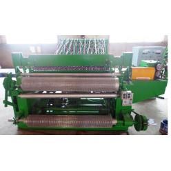 Сварочная машина для производства сварочных проволочных сеток в рулонах GWDR 1500 (автоматическая)