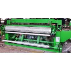 Сварочная машина для производства сварочных проволочных сеток в рулонах MLG 2000 (автоматическая)