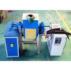 Индукционная печь средней частоты DLZ-160